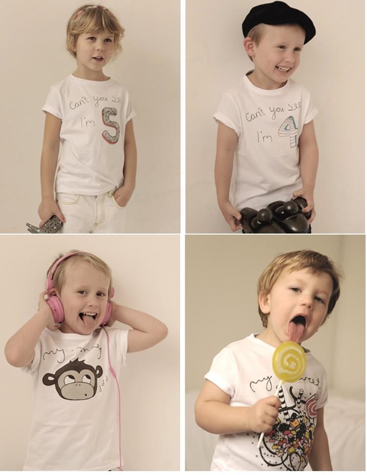 Zumzumratadumdum barnkläder på nätet