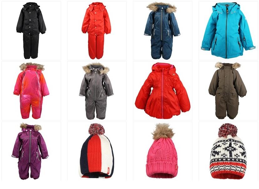 Köp Ticket Outdoor barnkläder på nätet