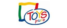 Hitta Toys Pure leksaker online