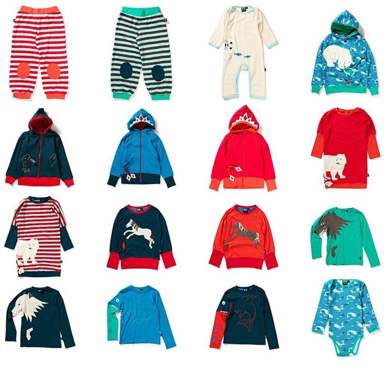 Ubang barnkläder på nätet