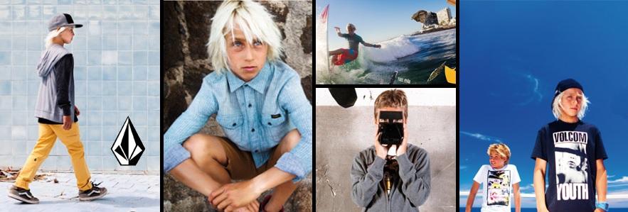 Volcom barnkläder på nätet