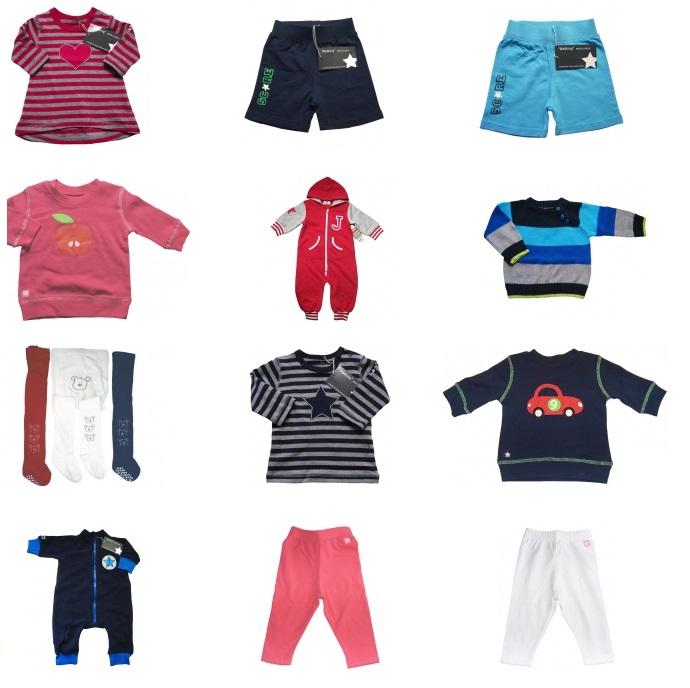 Walking Baby babykläder på nätet