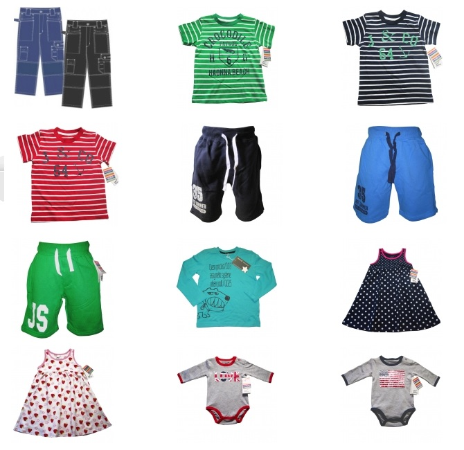 Walking Kids barnkläder