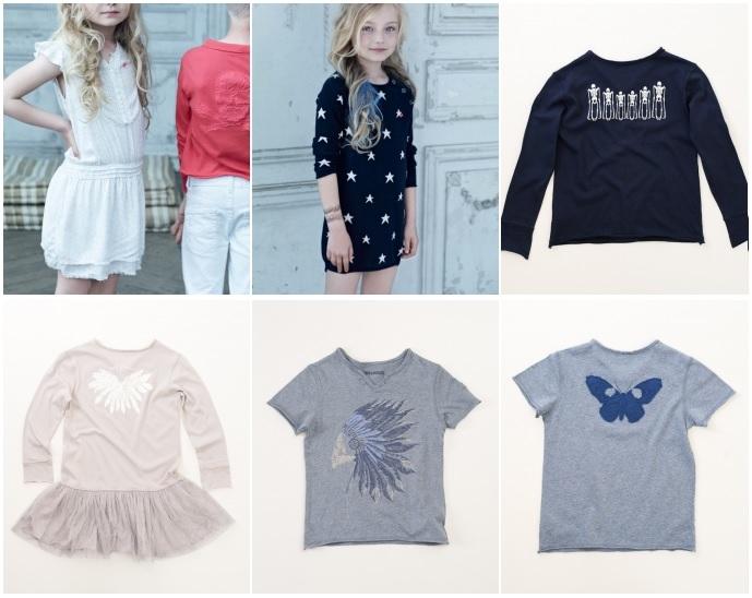 Zadig & Voltaire barnkläder på nätet